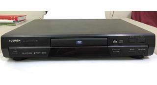 Dvd Player Reproductor Toshiba 110v Usa Cnrtl Remoto Almagro
