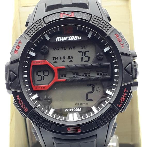 Relógio Unissex Mormaii Wave Mo5000/8p , Digital