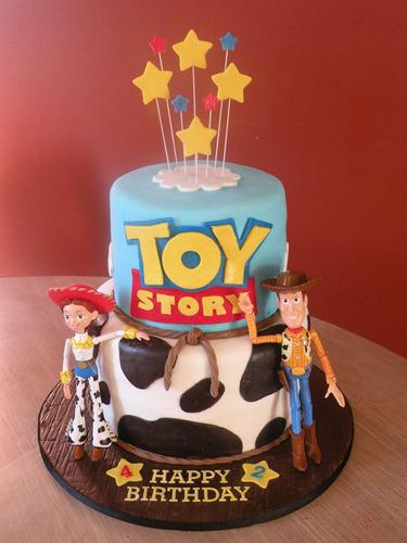 Tortas Decoradas Infantiles ! Toy Story , Paw Patrol , Peppa