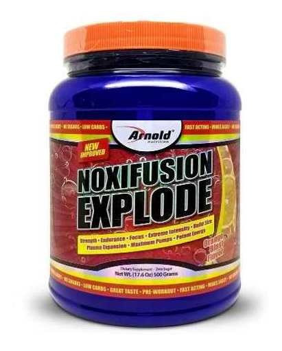 Noxifusion Explode 500g Orange