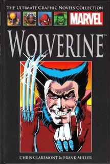 Novelas Gráficas De Marvel Nº 009 Wolverine (i:5)