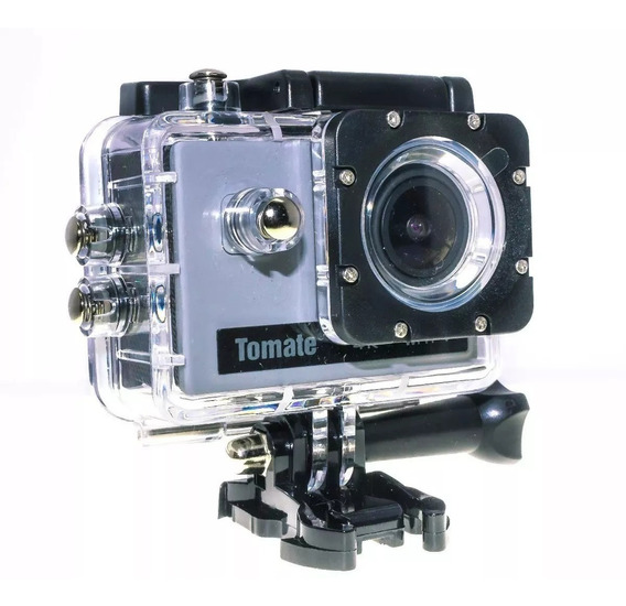 Camera E Filmadora Esportiva Tomate 4k Controle Remoto