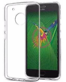 Capinha Motorola Moto G5 Tela 5.0 Xt1672+pelicula