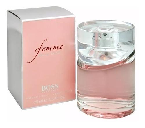 Perfume Para Mujer Original Boss Femme - L a $2000