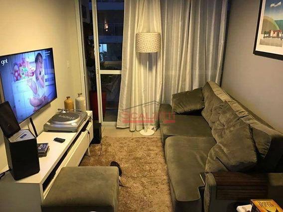 Loft Com 1 Dormitório À Venda, 41 M² Por R$ 400.000,00 - Barra Funda - São Paulo/sp - Lf0002