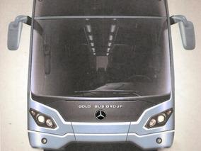 Colectivo Urbano Mercedes Benz 1621 0km Carrozado