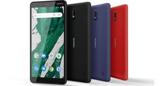 Nokia 1 Plus (16gb) (nuevo En Caja Garantia Nacional)