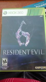 Resident Evil 6 Xbox 360. Envio Gratis