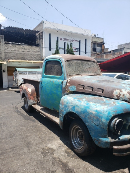 Ford Pick-up Ford Pick Up 1952