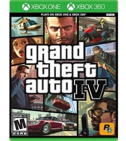 Gta 4 - Xbox One & 360 - Midia Digital Original