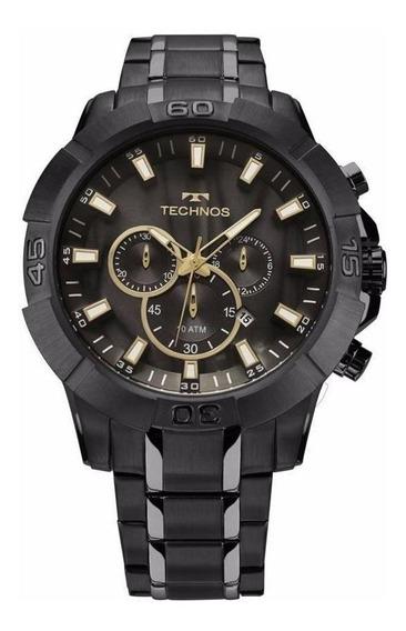 Relógio Technos Masculino Legacy Preto Js26ag4p