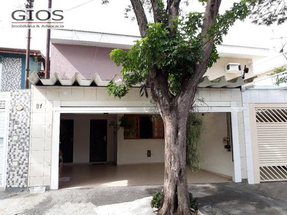 Casa Sobrado A Venda. - Ca0198