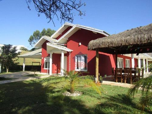 Casa Residencial À Venda, Sausalito, Mairiporã. - Ca0221