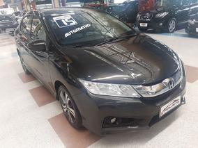 Honda City 1.5 Exl 16v At 2015