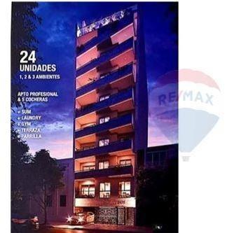 Monoambiente San Cristobal A Estrenar C/amenities