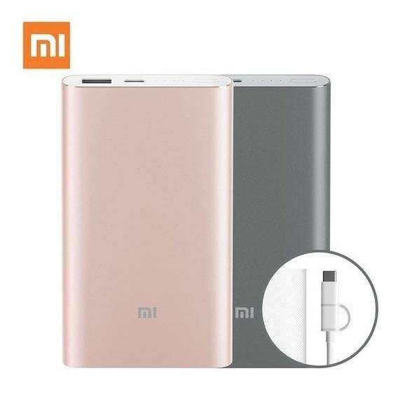 Xiaomi Mi Power Bank Pro 10000mah Carga Rápida Tipo C