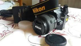Para Vender Logo Nikon 3200 Muito.nova