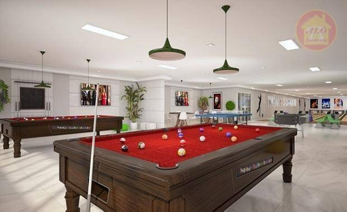 Apartamento À Venda, 60 M² Por R$ 308.700,00 - Boqueirão - Praia Grande/sp - Ap5903