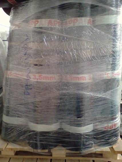 Membrana Asfáltica Roja 3.5 Mm $90+iva M2