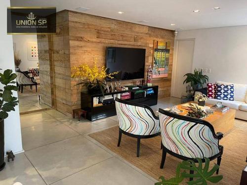 Imagem 1 de 15 de Apartamento Com 3 Dormitórios À Venda, 170 M² - Morumbi - São Paulo/sp - Ap50527