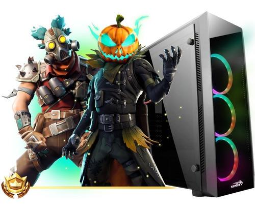 Pc Gamer Cpu Amd Ryzen 5 2600 + Ssd + 8gb + Gt 1030 2gb 12c