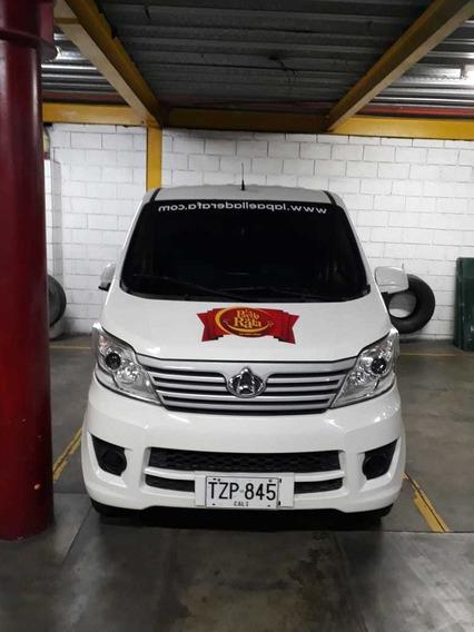 Camioneta Changan Mini Van - Servicio Público