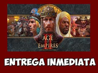 Age Of Empires Ii: Definitive Edition   Pc 100% Original Steam