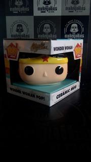 Funko Pop Tazon Wonder Woman