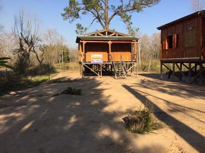 Cabaña Nueva Canal Arias, Frente A Prefectura, Dique Lujan.