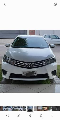 Imagem 1 de 8 de Toyota Corolla 2017 1.8 16v Gli Flex Multi-drive 4p