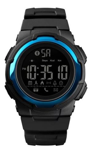 Reloj Skmei 1440 Bluetooth, Nadar, Fitness,deportivo Militar