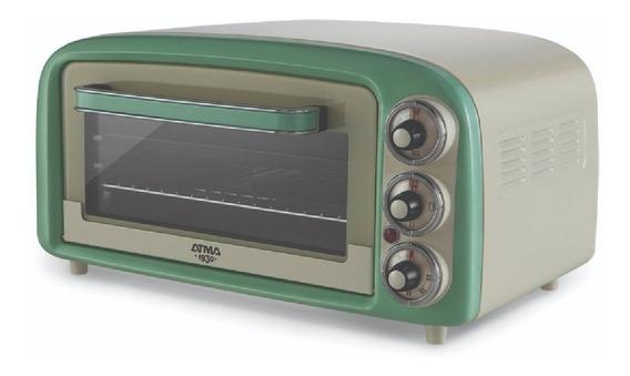 Horno eléctrico Atma Vintage HG2019VN Verde 220V