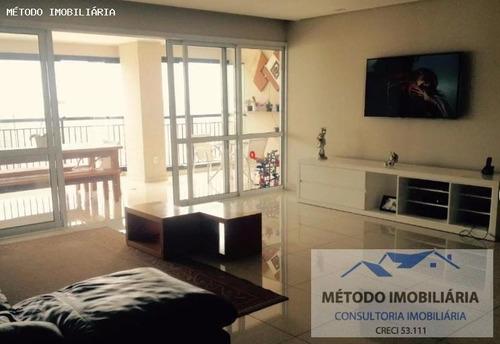 Apartamento Para Venda Em Santo André, Vila Gilda, 4 Dormitórios, 4 Suítes, 6 Banheiros, 5 Vagas - 12391_1-936271