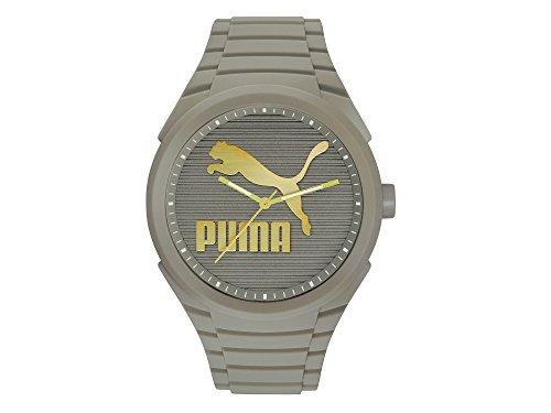 Puma Pu103592019 Gummy Cat Reloj Análogo Con Caja De Polica