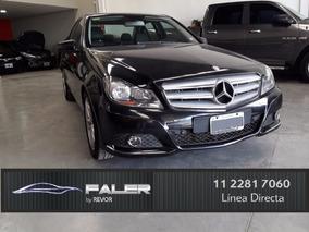Mercedes Benz C250 Avantgarde At 2012 Permutas Financiación
