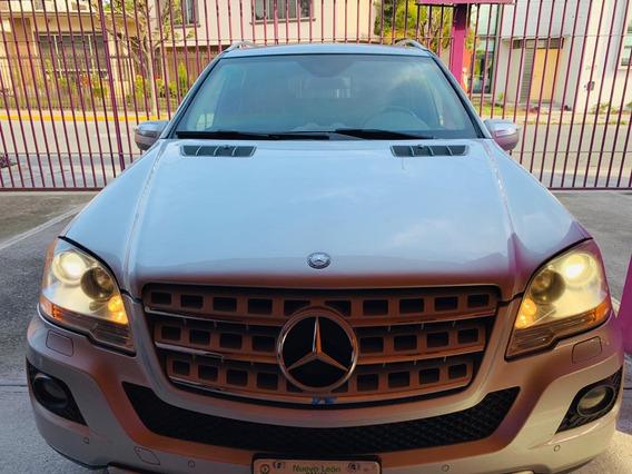 Blindada 2009 Mercedes Benz Ml-500 N 4 Plus Blindado