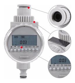 Temporizador Controlador Digital Solar P/sistema D Irrigação