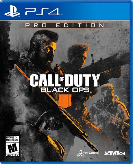 ..:: Call Of Duty Black Ops 4 Pro Edition ::.. Ps4 En Gc