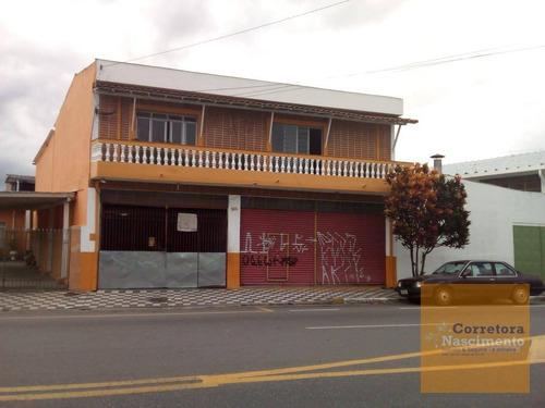 Imagem 1 de 6 de Pt0151- Ponto Comercial Na Av. Avareí - Pt0151