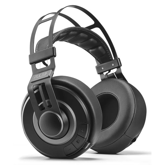 Novo Pulse Headphone Premium Bluetooth Large Preto Ph241 Nf