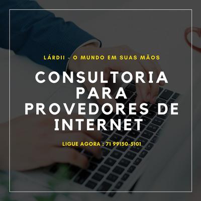Consultoria Especializada Provedores De Internet