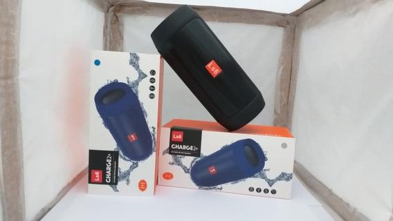 Caixa De Som Charge 2+ Bluetooth Recarregável