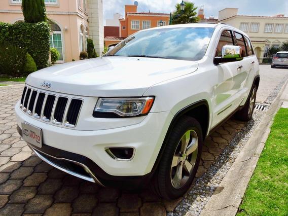 Jeep Grand Cherokee Limited V8 2016 Factura Original