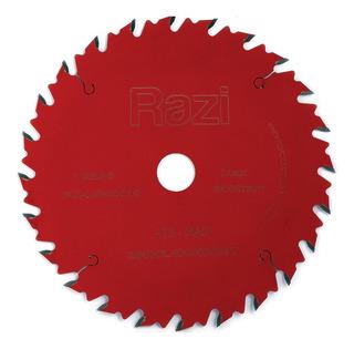 Serra P/ Madeira 250x2,8mm Furo 30 C/ 60 Dentes Razi - 12855