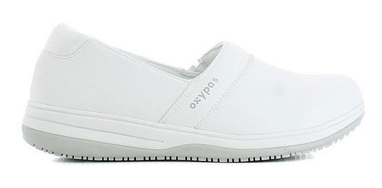 Calzado Oxypas Modelo Suzy Color Blanco
