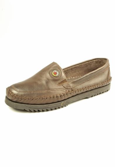 Sapato Social Mocassim Masculino Chilawak