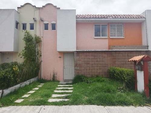 Casa En Renta Fraccionamiento Los Ahuehuetes