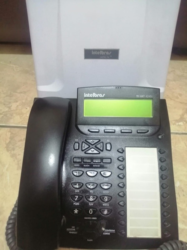 Teléfono Digital Intelbras  Nkt- 4245 Para Centrales Impacta