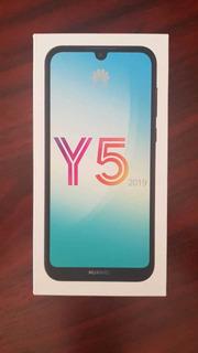 Celular Huawei Y5 32 Gb Negro Modelo Amn-lx3