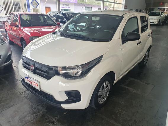 Fiat Mobi Easy 2018 - Carro Para Aplicativo